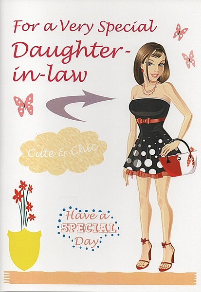 Special Daughter In Law Quotes. QuotesGram
