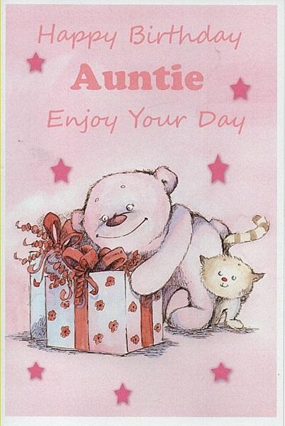 Happy Birthday Enjoy Your Day Quotes Happy Birthday Auntie Enjoy