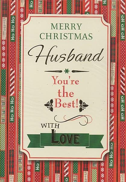 merry christmas husband - Merry Christmas Husband