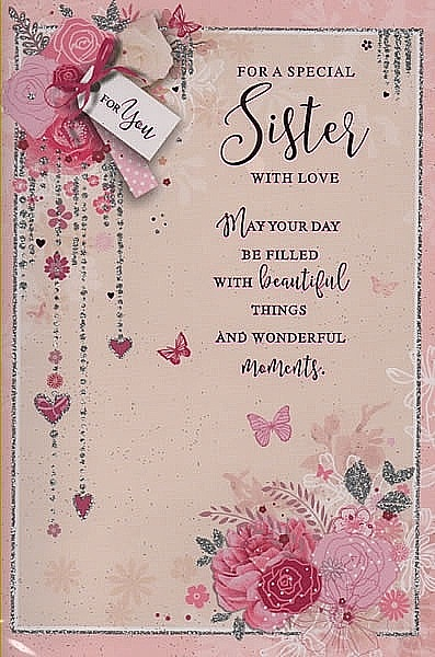 Female relation birthday cards for you sister in law enjoy yourself birthday cards female relation birthday cards sister in law for you sister m4hsunfo