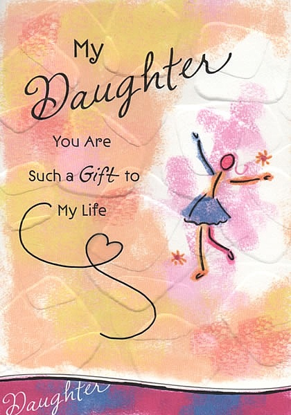 Happy Birthday Wishes For Daughter In Alamosa Co Female Relation Cards My You