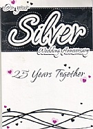 On Your Silver Wedding Anniversary