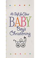 A Gift For Your Baby Boy's Christening