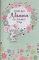 With Love, Nanna On Mother's Day