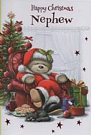 Nephew Christmas Cards