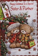 Happy Christmas To A Special Sister & Partner