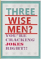 Three Wise Men?