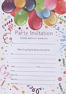 General Female Invitation