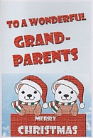 To Wonderful Grandparents